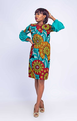 short african dress for ladies