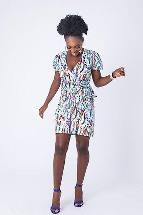 Wrap Dress - Kiki