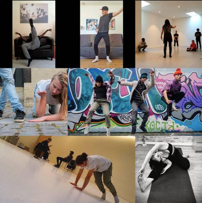 BDblaq Collage