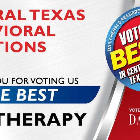 CTBS Voted Best ABA Therapy!