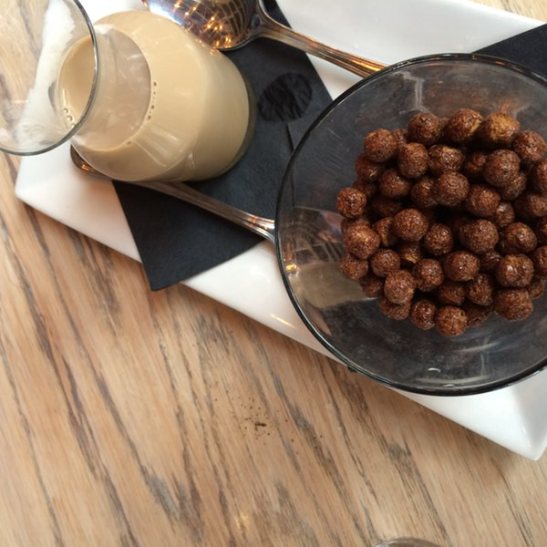 Booze for breakfast? Uptown bar now serving cereal with spiked milk
