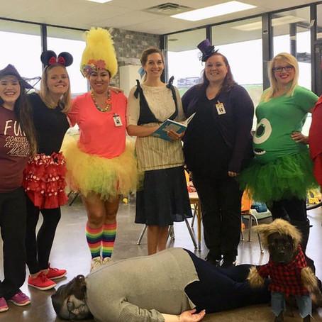 """CTBS Waco says """"Happy Halloween! """""""