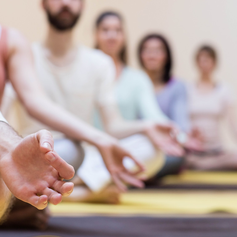 YOGA TERM 2 -  6.30 PM CLASS - 5 MAY TO 7 JULY