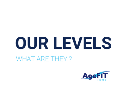 WHAT ARE OUR LEVELS?
