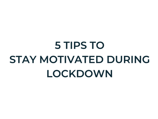 Tips to help you stay active during lockdown