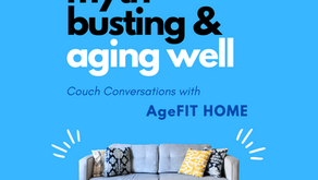 HELP US CHALLENGE THE MYTHS OF AGING