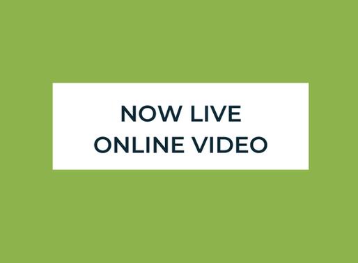 Active Aging Member?  - VIDEO CLASS ONLINE NOW