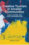 Creative tourism in smaller communities.