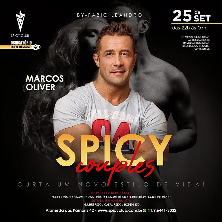 Spicy Couples  (atrações seguidas)- deixando a night mais top