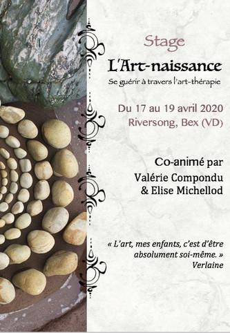 L'Art-Naissance, prospectus