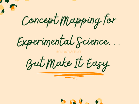 Teaching & Creating Concept Maps