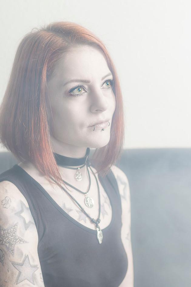 Jenny Beauty Portraet