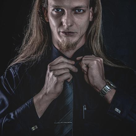 Selbstportraet des Fotografen Sebasian Judis - Foto Jut Is