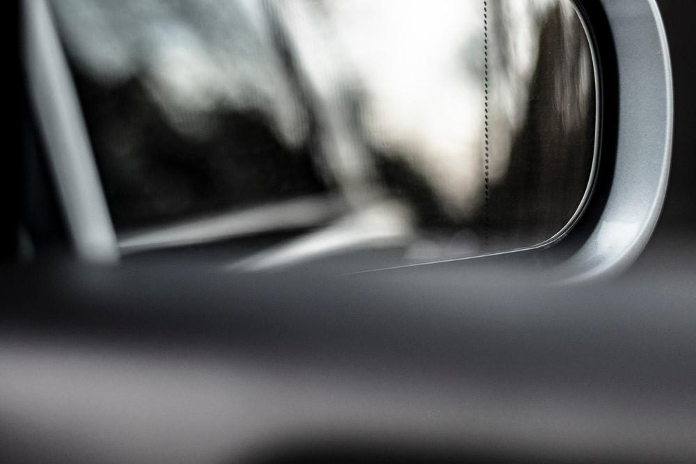Autospiegel sehr abstrakt