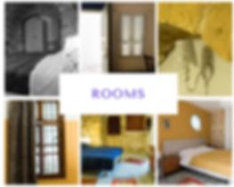ROOMS חדרים