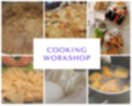 Cooking Workshop סדנת בישול אוכל
