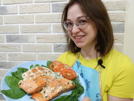 Обалденный рецепт Лосося для праздничного стола