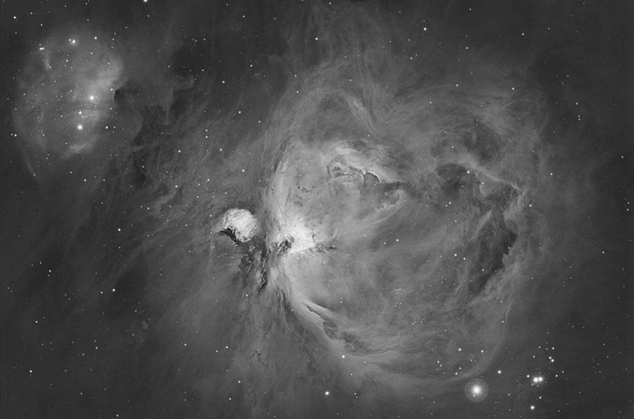 M 42 - Nébuleuse d'Orion