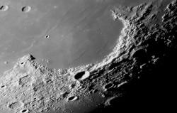 Lune, le Golfe des Iris