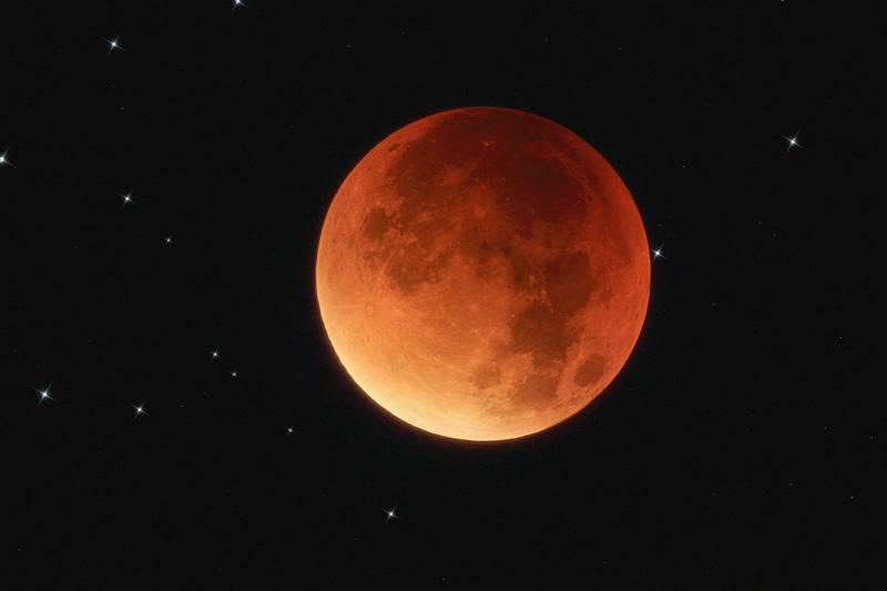 Eclipse lunaire du 28/09/2015