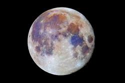 Super Lune, le 01/02/2018