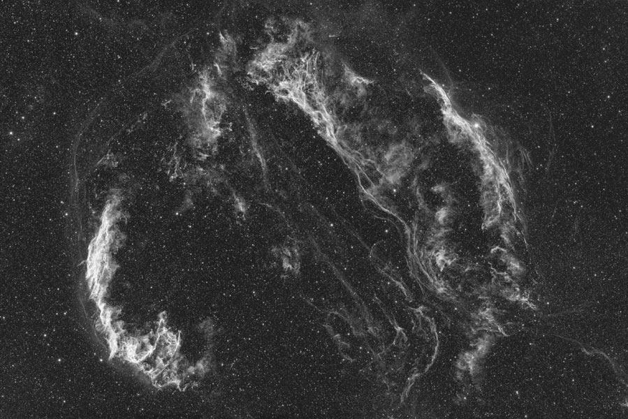 NGC 6992 - Dentelles du Cygne