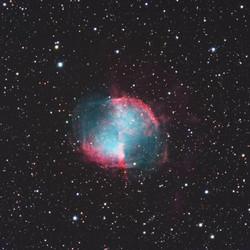 M 27 - Dumbell nebula