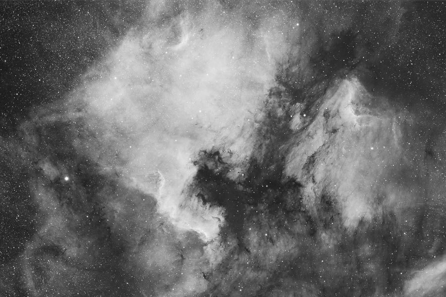 NGC 7000 - North America nebula