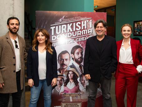TÜRK İŞİ DONDURMA / TURKISH ICE CREAM VİZYONDA!