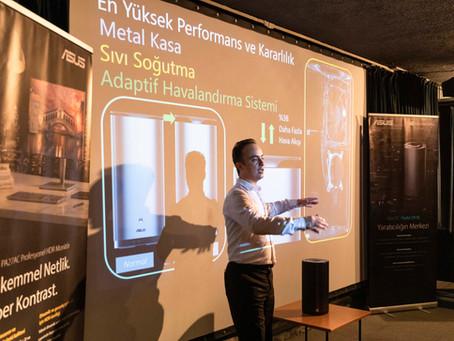 ASUS, profesyonel kullanıcılar için tasarladığı  Pro Art serisinin yeni üyesi PA90'ı tanıttı