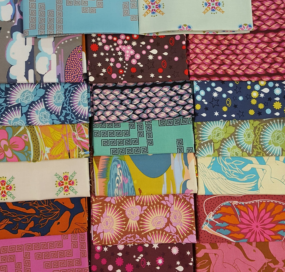 Fibs & Fable Fabric by Anna Maria Horner