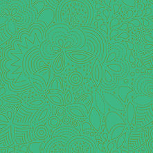 Sun Print 2020 | Alison Glass Fabric | Stitched - Grasshopper