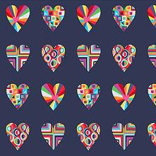 Happy! | Clothworks | Pathwork Hearts