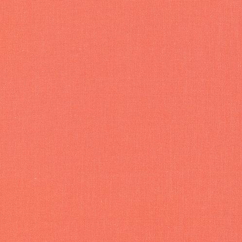 Cirrus Solid - Salmon   Cloud 9 Fabrics