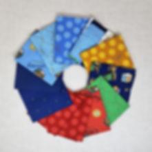 Cloud 9 Fabrics | Corduroy Collection | Fat Quarter Bundle