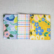 Picnic | Paintbrush Studio | Fat Quarter Bundle - 3 Fabrics