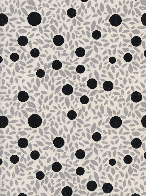 Black & White - Grove | Cotton+Steel Fabric