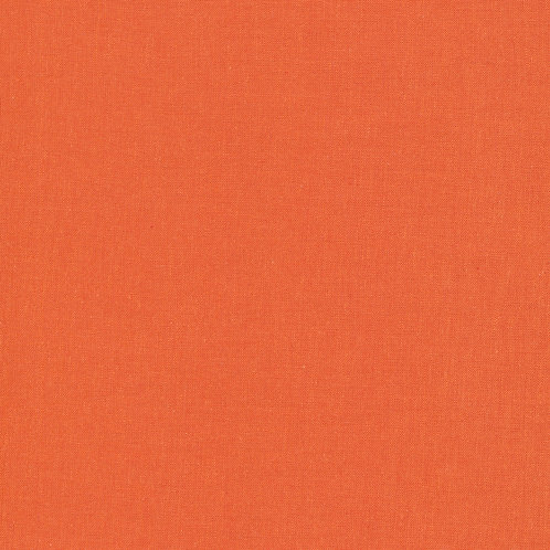 Cirrus Solid - Clementine | Cloud 9 Fabrics