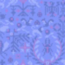 Sun Print 2020   Alison Glass Fabric   Menagerie - Opal