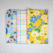 Picnic | Paintbrush Studio | Half Yard Bundle - 3 Fabrics
