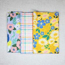 Picnic | Paintbrush Studio | Half Yard Bundle - 3 Fabrics
