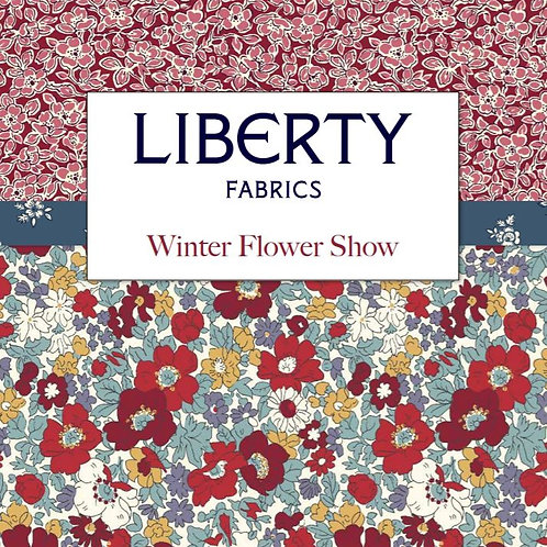 PRE-ORDER | Winter Flower Show | Liberty of London | Half Yard Bundle