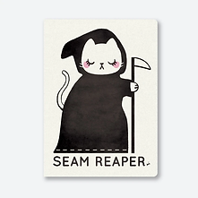 Seam Ripper Journal | by, Sarah Watts of Crafted Moon
