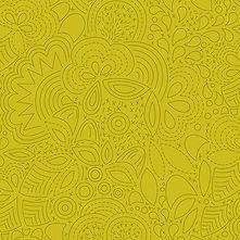 Sun Print 2020 | Alison Glass Fabric | Stitched - Chartreuse