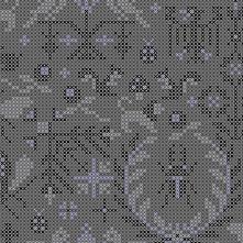 Sun Print 2020 | Alison Glass Fabric | Menagerie - Pepper