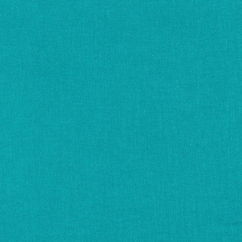 Cirrus Solid - Turquoise | Cloud 9 Fabrics