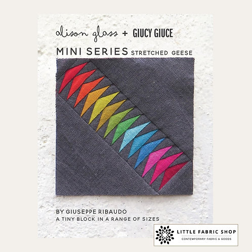 Alison Glass + Giucy Giuce Mini Series | Stretched Geese