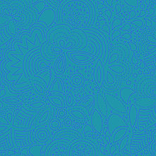 Sun Print 2020 | Alison Glass Fabric | Stitched - Peacock