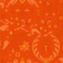 Sun Print 2020   Alison Glass Fabric   Menagerie - Tiger