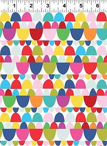 Happy! | Clothworks | Rainbow Stones